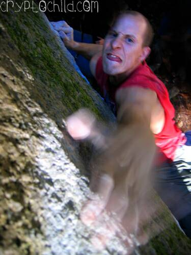 Jeremy Smith, Krishna Cave V10