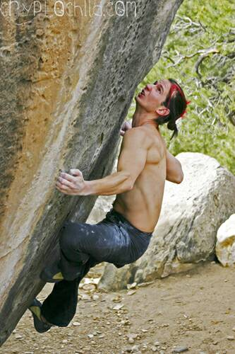Black Lung V13, Photo Brian Solano