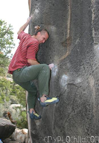 Black Lung V13, Photo Eric Hsiung