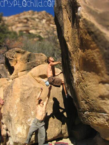 Justin Roth, Scary Monsters V6