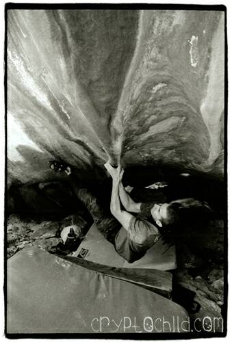Worm Turns V10, Photo Ally Dorey